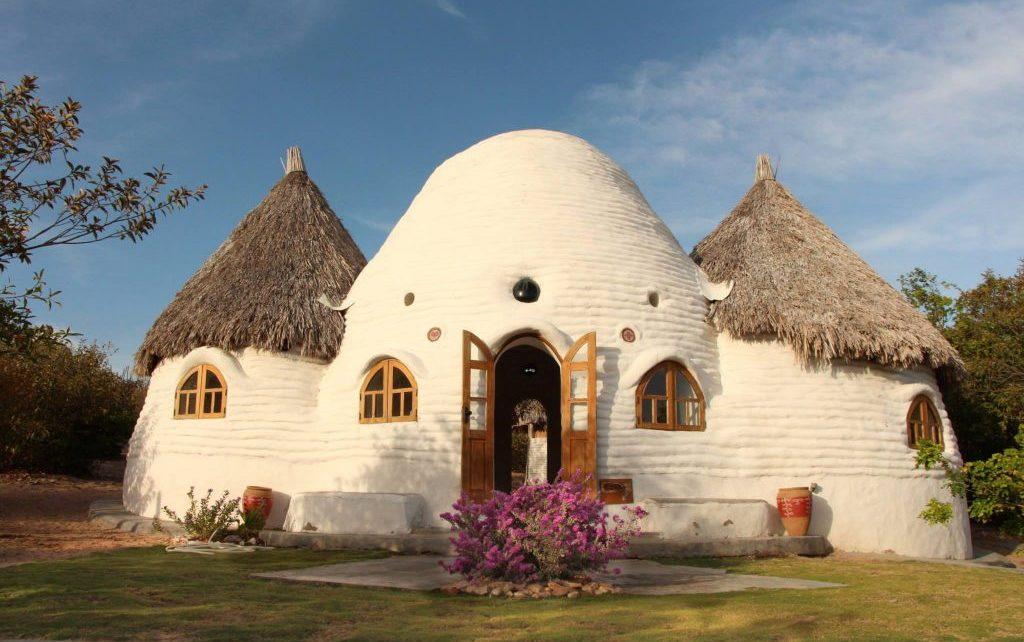 Construye Una Casa Ecológica Con Solo 150 Euros En Superadobe